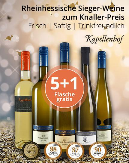 Rheinhessische Sieger-Weine zum Knaller-Preis