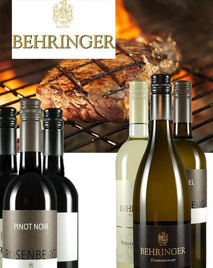 BBQ-Weinpakete