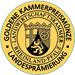 Kammerpreismünze Gold