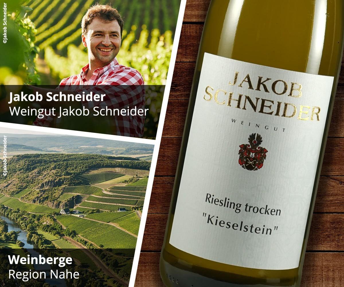 Wein des Monats - Jakob Schneider