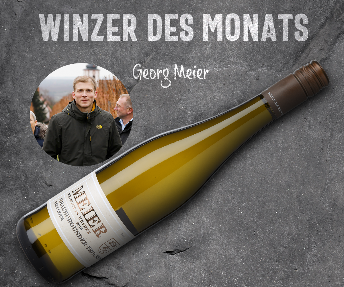 Winzer des Monat : Georg Meier