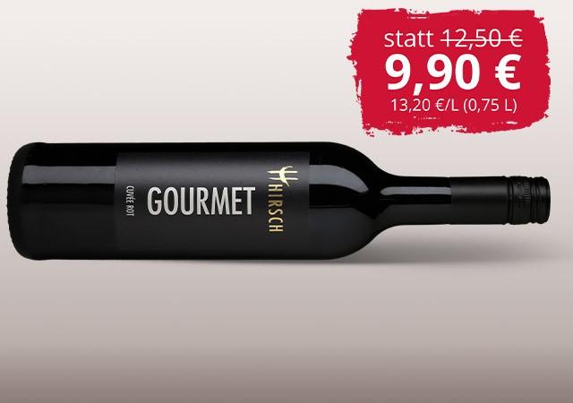 2016 Hirsch Gourmet Cuveé rot