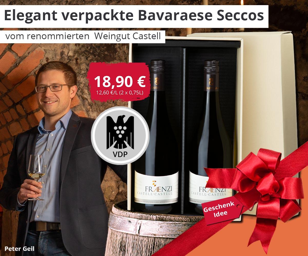 Geschenkidee vom Weingut Castell