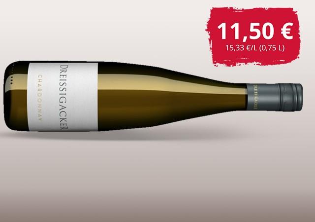 2019 Chardonnay trocken BIO