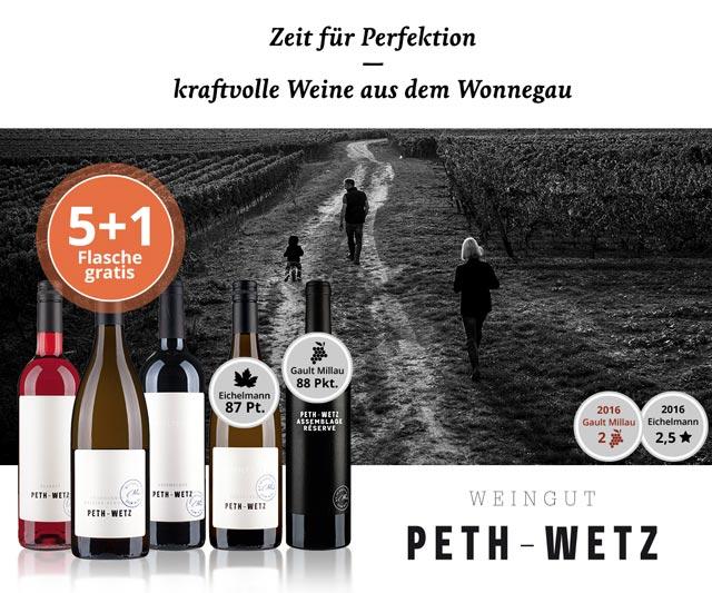 Zeit für Perfektion - kraftvolle Weine aus dem Wonnegau