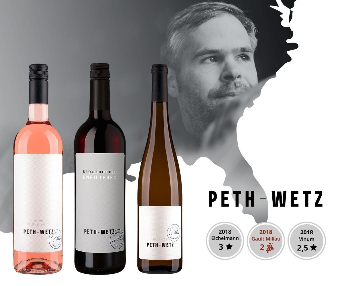 Zeit für Perfektion - vollmundig-kraftvolle Weine
