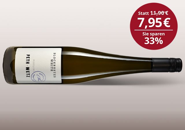2017 Blockbuster White Riesling