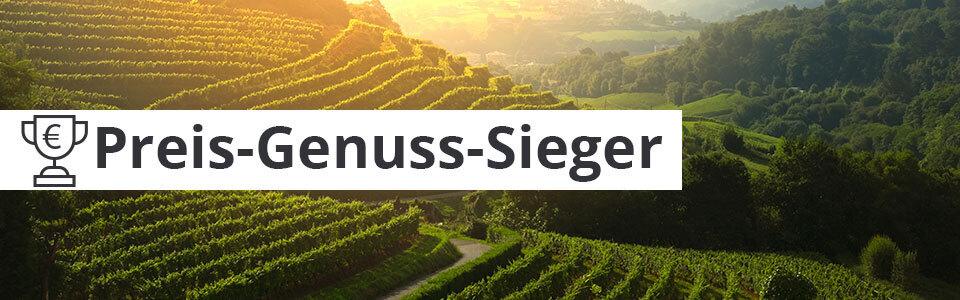 Preis-Genuss-Sieger Müller-Thurgau/Rivaner
