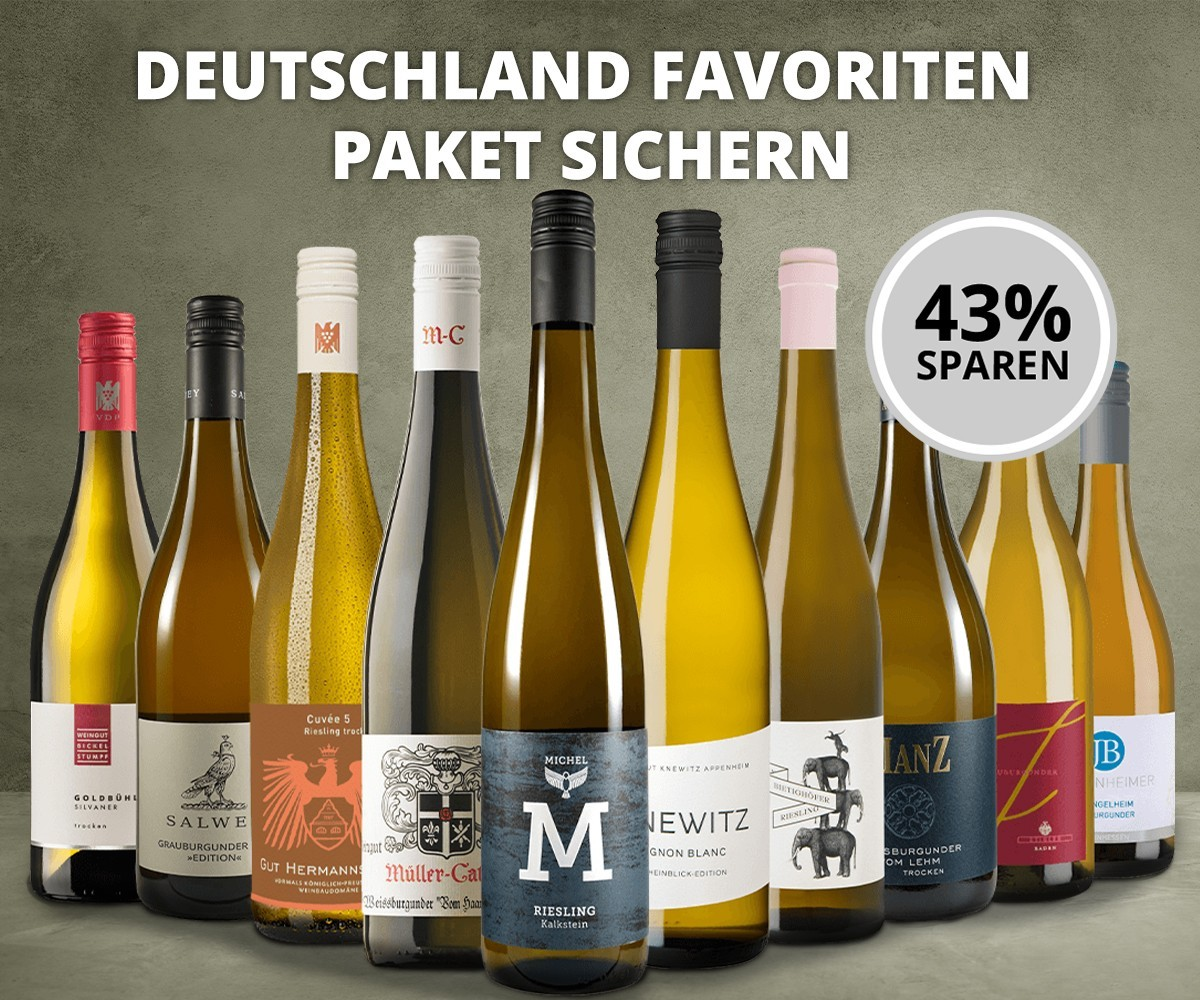 Deutschland Favoriten Paket