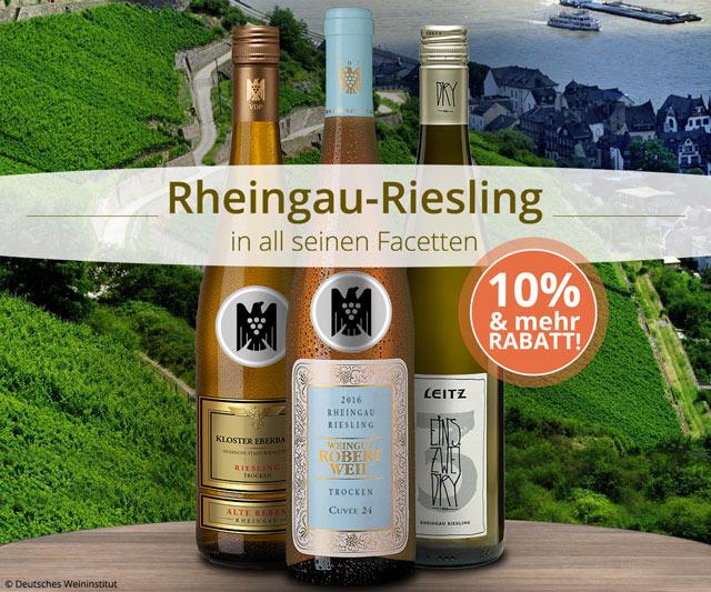 Rheingau-Riesling in all seinen Facetten