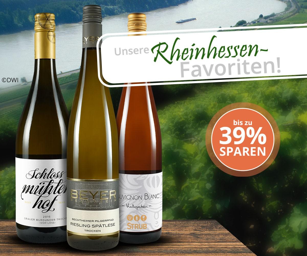 Unsere Rheinhessen-Favoriten!