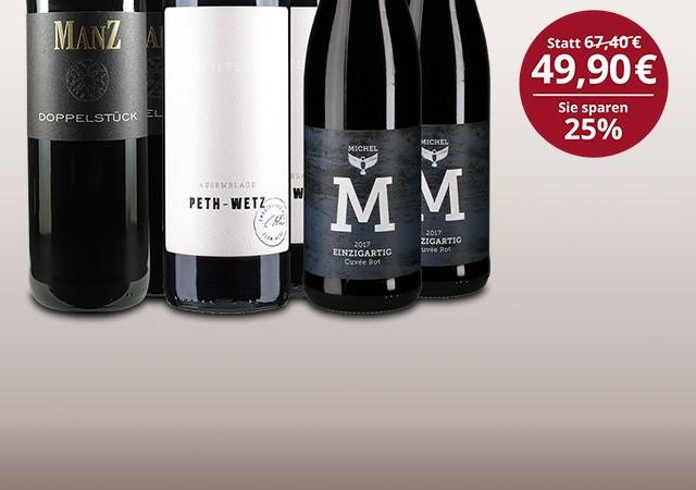Rotwein Cuvée Fass 5 - Weingut Wageck