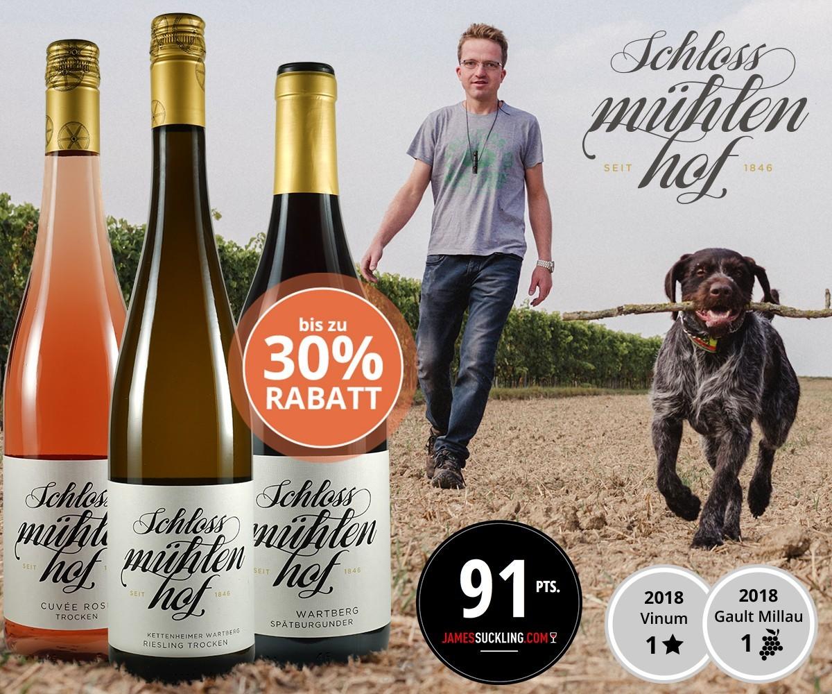 Mineralische & fruchtig-schlanke Weine!