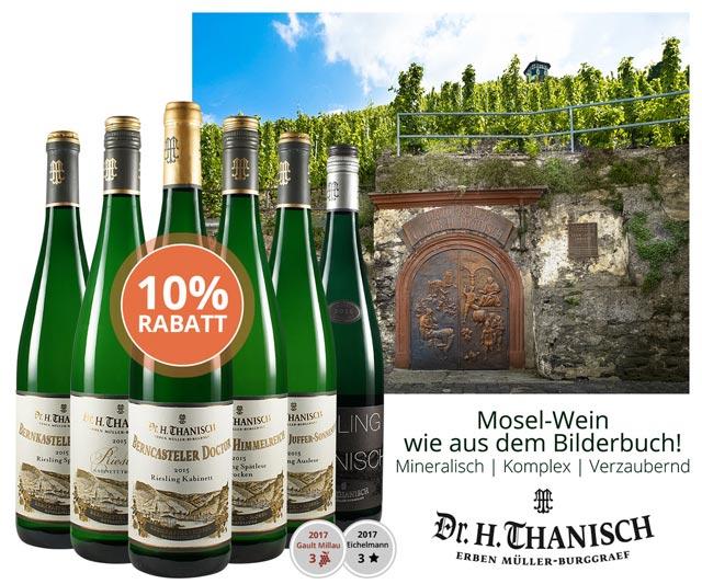 Mosel-Wein wie aus dem Bilderbuch!