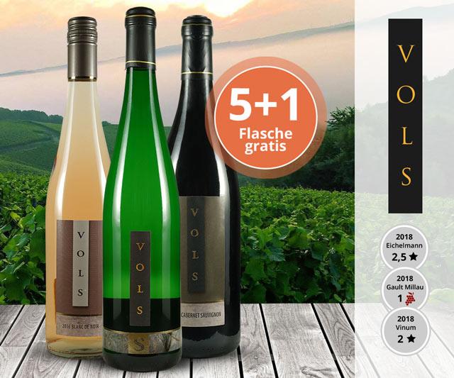 Glasklare Saar-Weinstilistik vom Feinsten