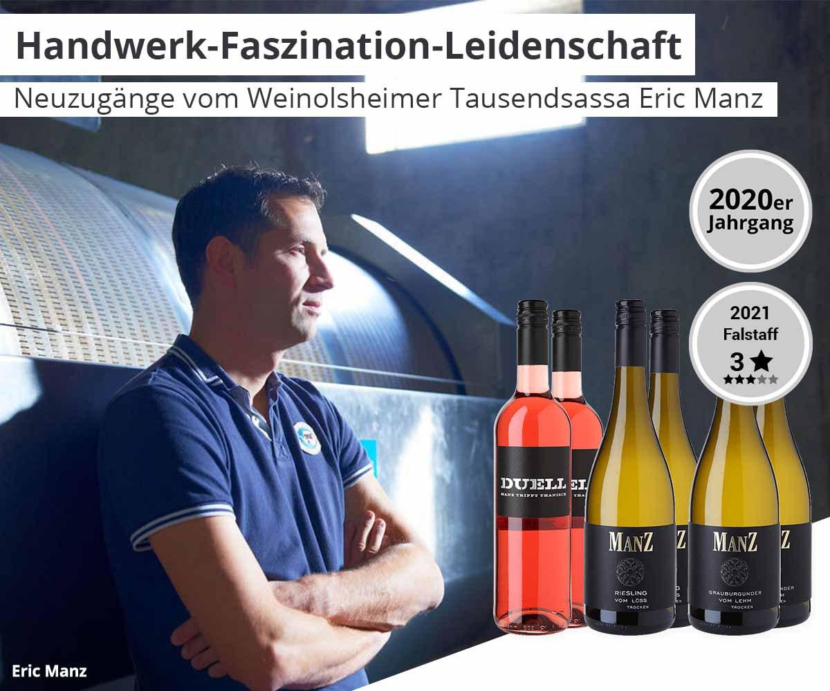 Handwerk-Faszination-Leidenschaft - Weingut Manz