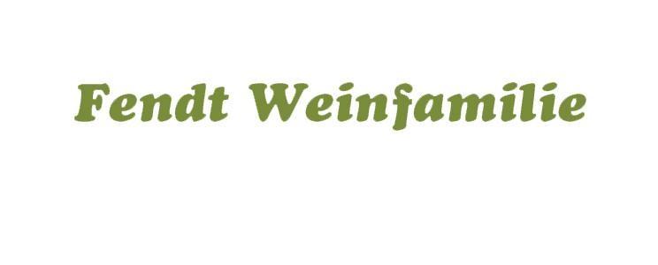 Fendt Weinfamilie