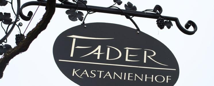 Weingut Fader Kastanienhof