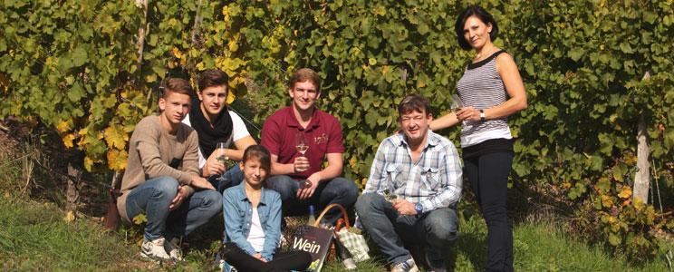 Weingut Schmidt: Rotwein