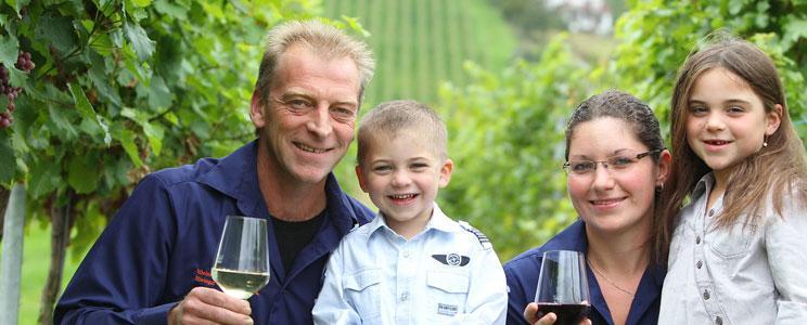 Weingut A. Fesel: Rotwein