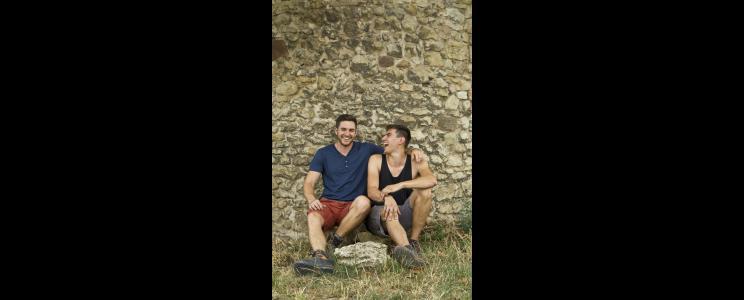 Daniel und Jonas Brand