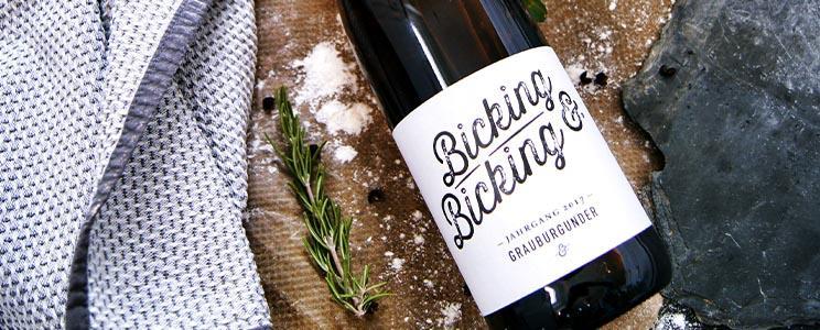 Weingut Bicking und Bicking: 2019