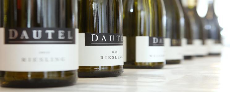 Weingut Dautel: Weissburgunder