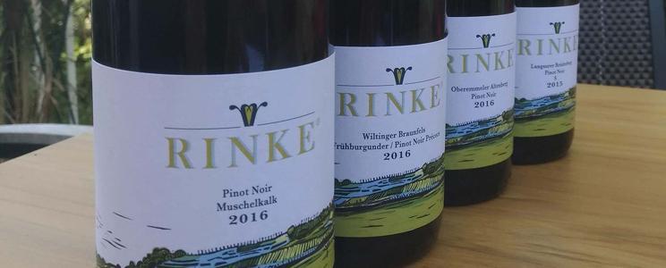 Weingut Rinke: Ohne Bew.