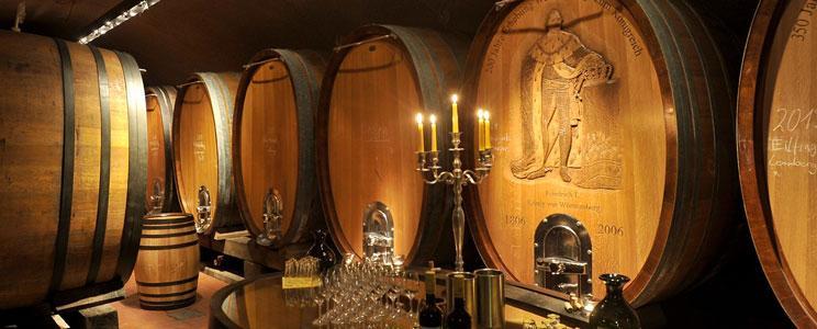 Weingut Herzog von Württemberg: Weißwein