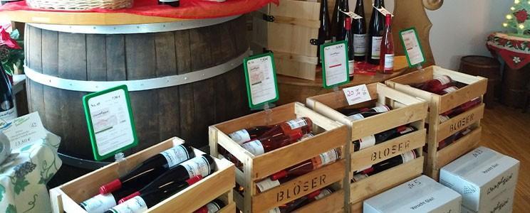 Weingut Blöser: Rotwein