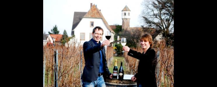 Weingut Heinz Pfaffmann - Kloster Heilsbruck