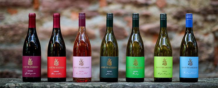 Hofgut von Hünersdorff: Qualitätswein