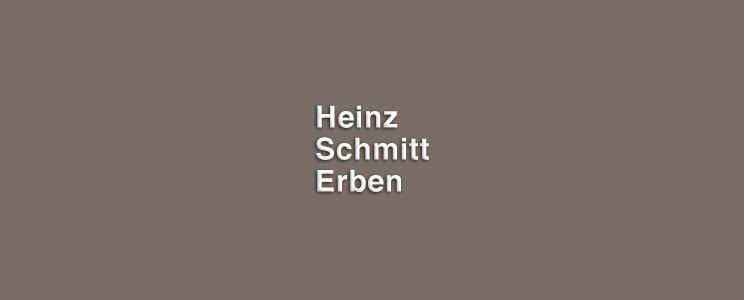 Heinz Schmitt Erben