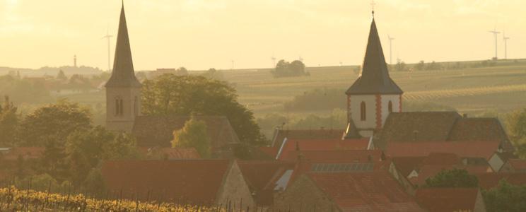 Weingut Leonhard Huppert: Rotwein