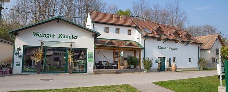 Winzerhof Küssler: Qualitätswein
