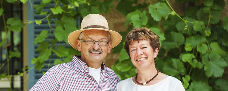 Weingut & Familie Götz