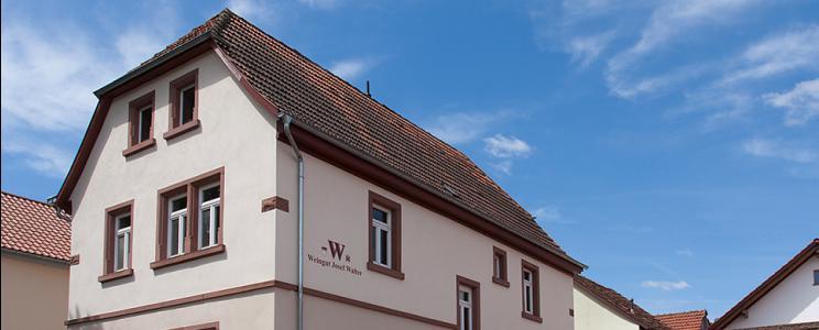 Weingut Josef Walter: Rotwein