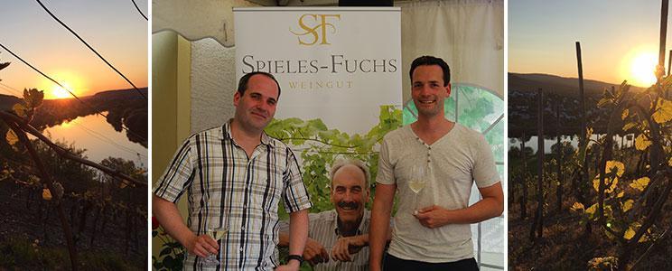 Weingut Spieles-Fuchs: 4+ Sterne
