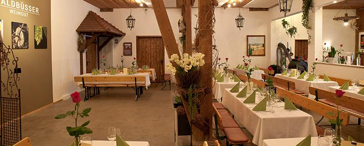 Weingut Waldbüsser