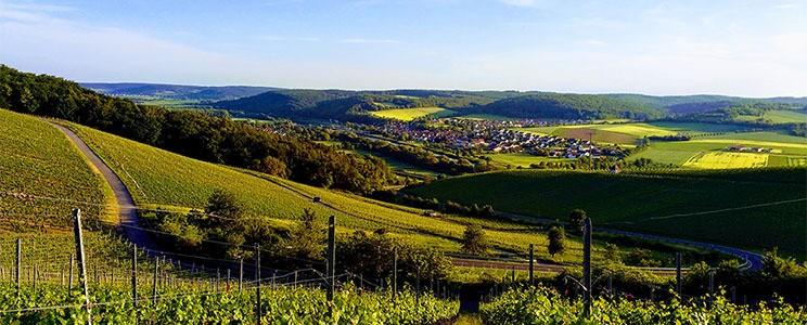 Landgarten Himmelstadt