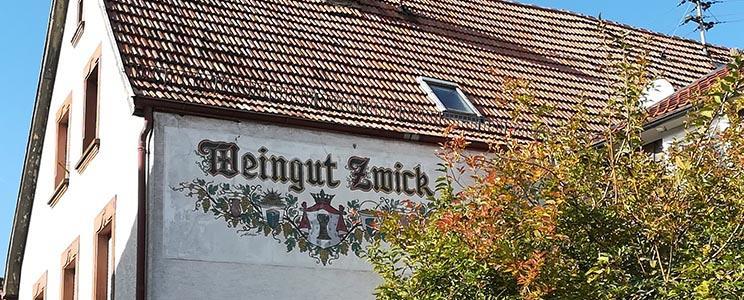 Weinhaus Zwick