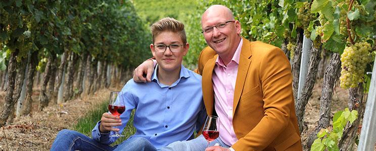 Weingut Adam: Rotwein