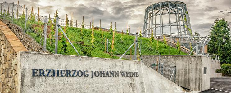 Erzherzog Johann Weine