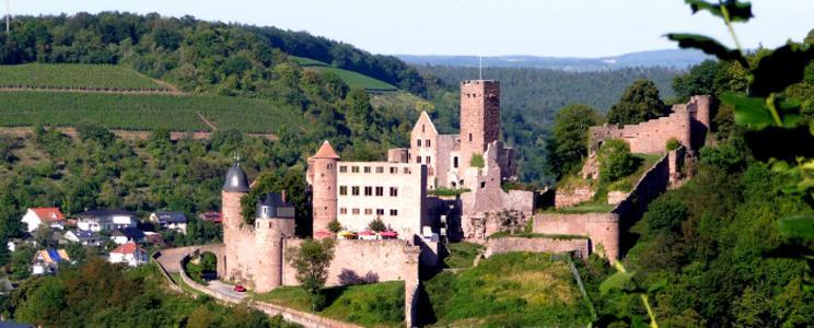 Alte Grafschaft