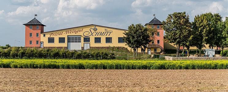 Weingut Schmitt Bergtheim