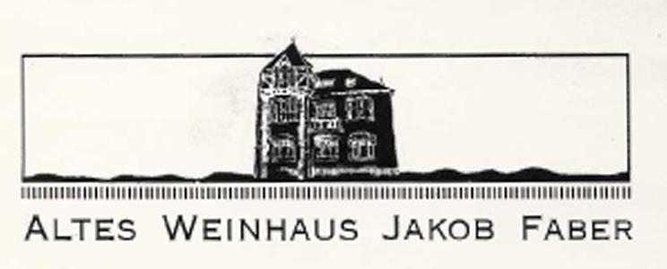 Weinhaus Jakob Faber
