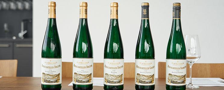 Weingut Witwe Dr. H. Thanisch, Erben Müller-Burggraef: Beerenauslese