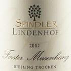 2012 Forster Musenhang Riesling Kabinett trocken