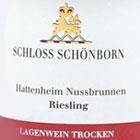 2013 Hattenheimer Nussbrunnen Riesling trocken // Domänenweingut Schloss Schönborn