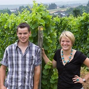 Tobias und Stefanie Becker